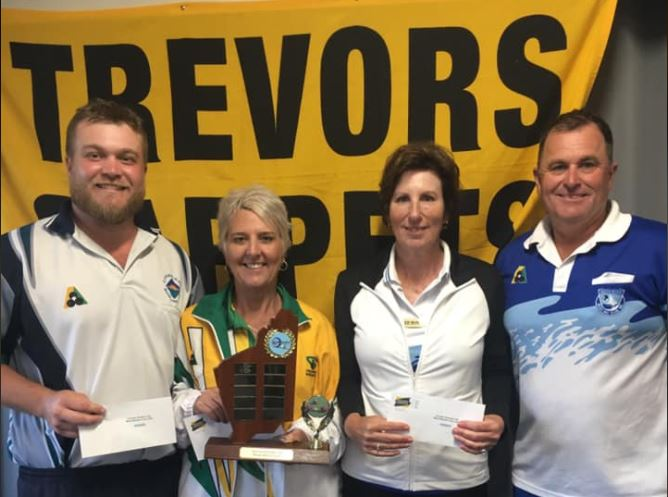 Sorrento Mixed Masters Fours