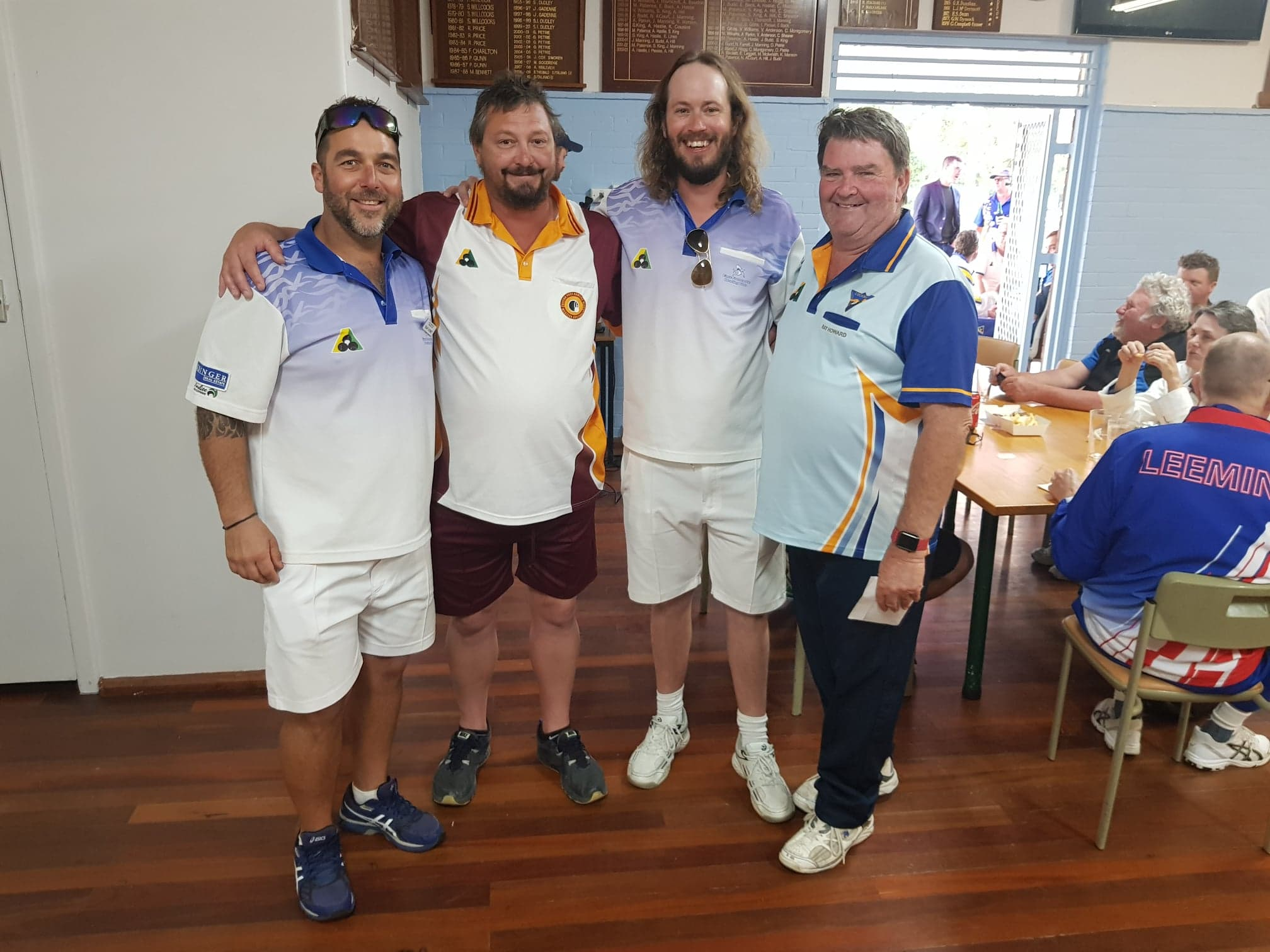 North Perth Charity Fours