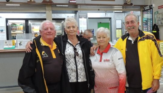 Thornlie Mixed Fours
