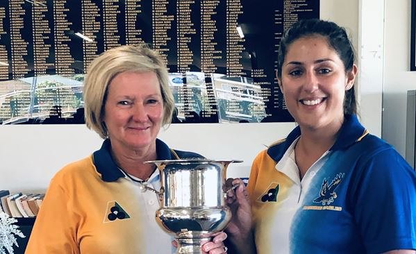 North Beach Ladies Masters Pairs 2019